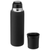 Flow vacuum insulated flask in black-solid