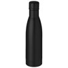 Vasa copper vacuum insulated bottle in black-solid