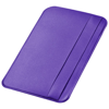 I.D. Please card holder in purple