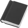 Book Shaped Eraser in black