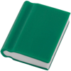 Book Shaped Eraser in green