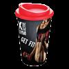 Brite-Americano® Mug in red