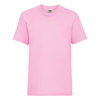 Kids Valueweight Tee in light-pink