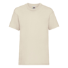 Kids Valueweight Tee in natural