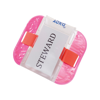 Id Armbands (Id03) in fluorescent-pink