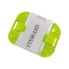 Id Armbands (Id03) in fluorescent-yellow