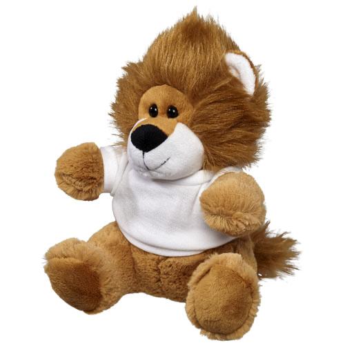 Plush Lion with Shirt