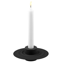 Flip flippable candle