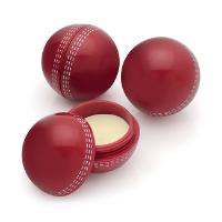 Cricket Ball Shaped Lip Balm