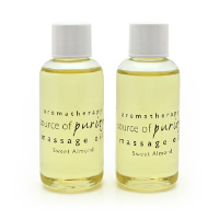 Sweet Almond Massage Oil, 50ml