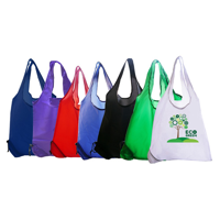 210d Polyester Foldable Bag In A Bag
