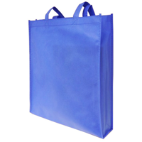 Royal Blue Non-Woven Poypropylene Carrier Bag