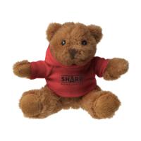 Hoodedbear Bear Red