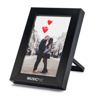 Music Pic 4R Photo Frame And Bluetooth Speaker
