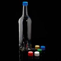 Screw top 0.5 litre bottle