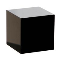 50mm black cube