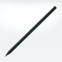 Wooden Black Pencil without Eraser - FSC