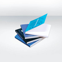 Recycled Sticky Note Book 3x3
