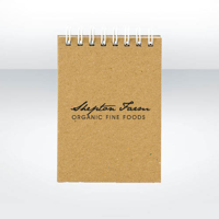 Recycled Jotter Notepad A6