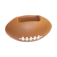 American Football Mobile Holder Stress Toy