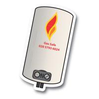 Flexible Fridge Magnet Boiler