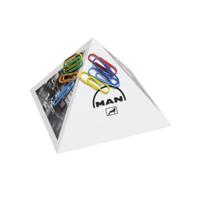 Paperclip Pyramid