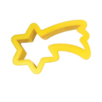 Cookie Cutter Shooting Star Small