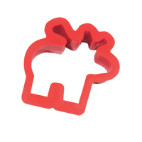 Cookie Cutter Reindeer Small