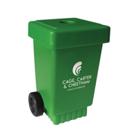 Pencil Sharpener Wheelie Bin
