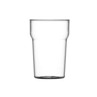 Premium Nonic Half Pint Glass