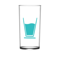 Economy 10oz Hiball Glass