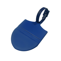 Golf Tag Standard Shield Golf Bag Tag