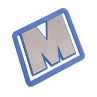 Paperclip Shaped Medium Paperclip