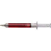 Syringe ballpen