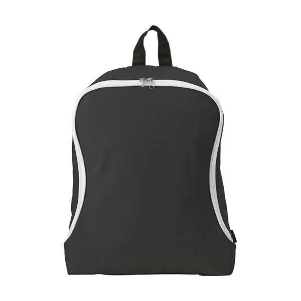 Polyester backpack.