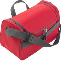 Polyester 600D cooler bag.