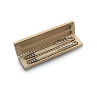 Wooden pen set