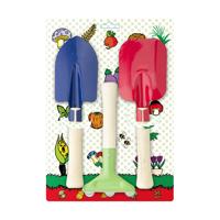 Garden tool set for children.