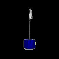 Translucent acrylic cube memo