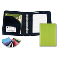 Belluno PU A5 Ring Binder in a choice of Belluno Colours