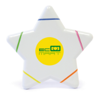 Star Large Star Shaped Highlighter