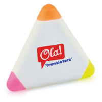 Small Triangle Highlighters