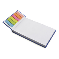 Flip Note Desk Notepad With Flap To Reveal Flags