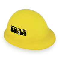 Builders Hat Shaped Stress Toy