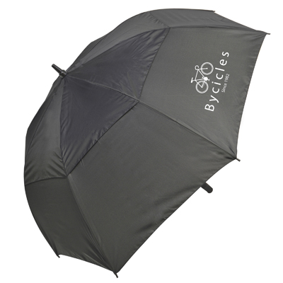 Sevier 30 Inch Double Canopy Automatic Golf Umbrella