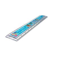 12 Inch - 30cm Acrylic Ruler