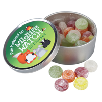Travel Tins Of Boiled Sweets