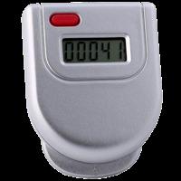 Silver Pedometer