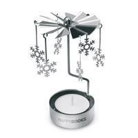 Christmas Chime With Tea Light
