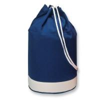 Cotton Duffle Bag Bicolour